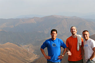 Wutai Shan Tippy Top - Adam, Scott, Allister